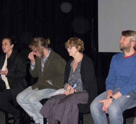 Beyond Broadcast – Making Documentaries without a Broadcaster: Panel Discussion