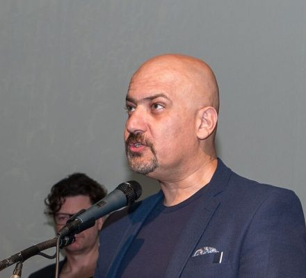Documentary Filmmaking Masterclass: Mehrdad Oskouei, Director