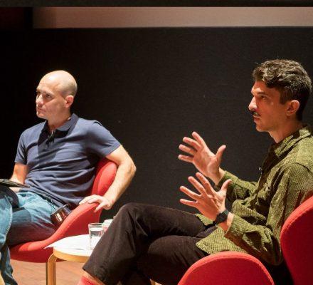 Meet the Programmer: Luke W Moody, Sheffield Doc/Fest